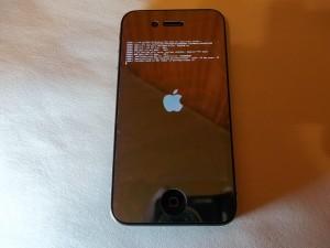 NAND на сотовом телефоне iPhone 4s