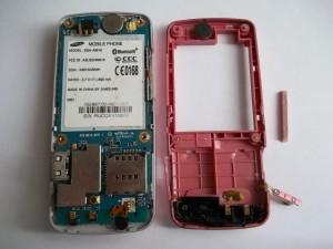 Разобранный телефон Samsung SGH-M610