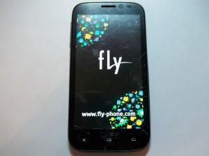 Fly IQ 4404 с разбитым тачскрином