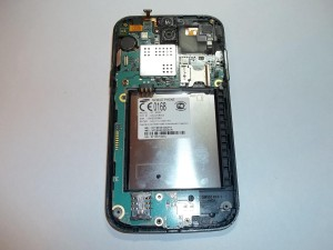 Разбираем Samsung GALAXY Win GT-I8552