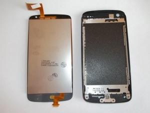 Модуль в сборе и корпус сотового телефона HTC Desire 500