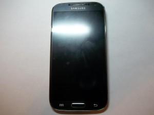 Неисправный сотовый телефон Samsung Galaxy S4 GT-I9505