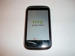Собранный и рабочий сотовый телефон HTC Desire C