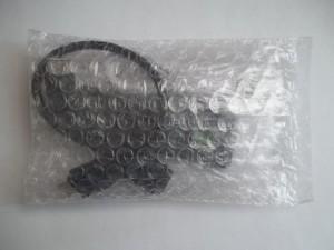 ТВ приставка в пакете с пупырышками