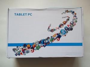 Стандартная коробка для китайских планшетов