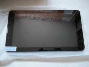 Внешний вид планшета на MTK6577
