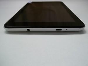 Боковая панель планшета на MTK6577