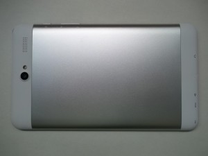 Планшет с закрытой крышкой сим карт