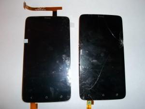 Новый модуль дисплея сотового телефона HTC One X