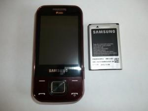 Samsung GT-C3752 DUOS после попадания влаги