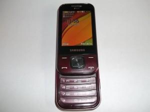 Сотовый телефон Samsung GT-C3752 DUOS в рабочем состоянии