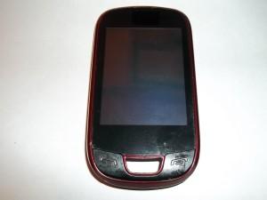 Собранный сотовый телефон LG-T510 с поменянным тачскрином