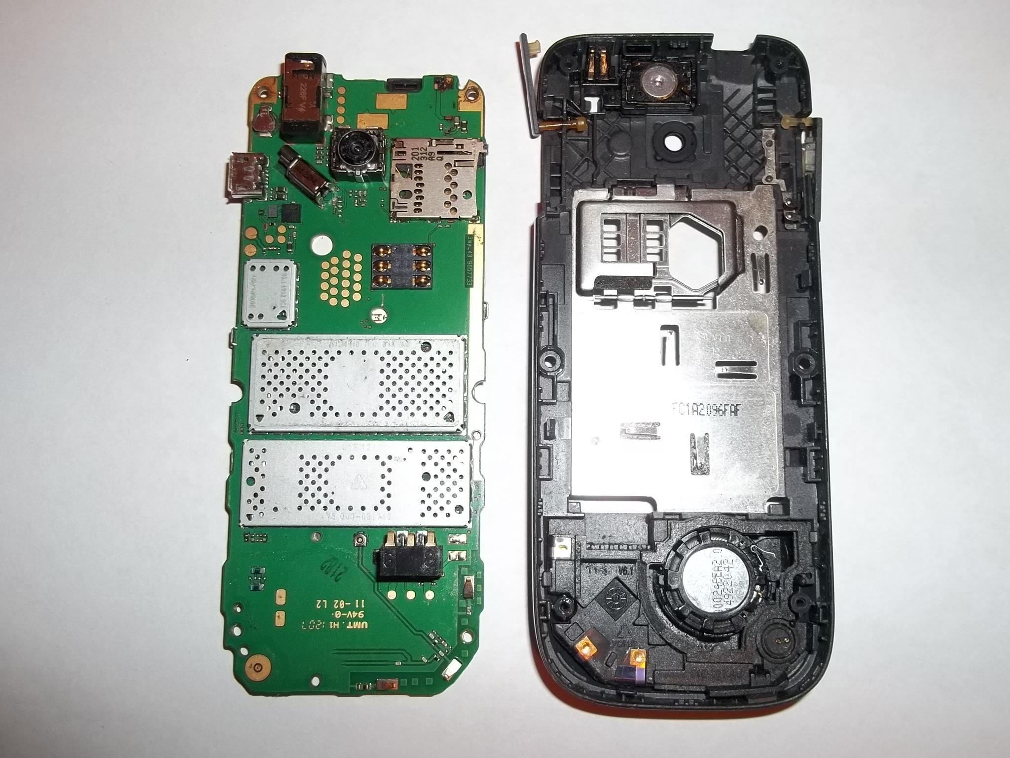 Фото схемы сотовых телефонов