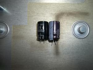 Два конденсатора
