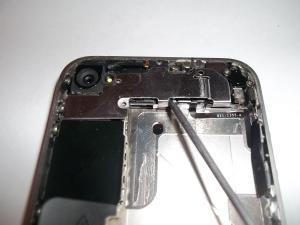 Подцепляем жестянку в iPhone 4