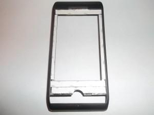 Подготовка корпуса телефона для приклейки нового тачскрина