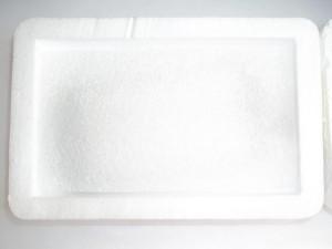Тачскрин в поролоне в пенопластовой коробке