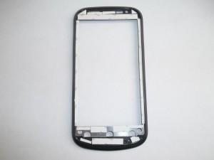 Новый двухсторонний скотч наклееный на лицевую панель сотового телефона Highscreen Alpha Rage