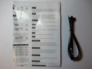 Инструкция и жгуты для установки