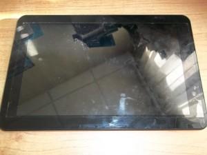Неисправный планшет TurboPad 1012