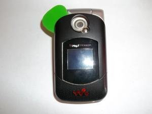 Фальш-панель сотового телефона Sony Ericsson W300i