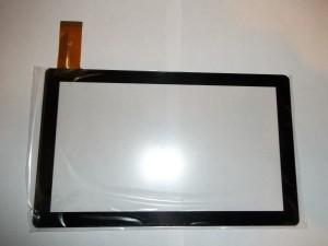 Тачскрин к планшету LENTEL E-TPC07W с лицевой стороны