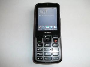 Прошитый сотовый телефон Philips Xenium X2300