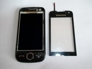 Сотовый телефон Samsung S8000 с отклееным тачскрином
