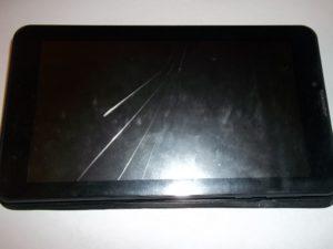 Планшет Oyster T72HM 3G с разбитым тачскрином