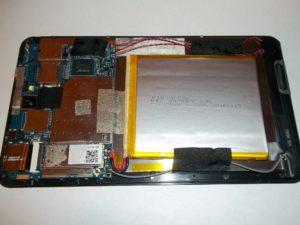 Открытый планшет Oyster T72HM 3G