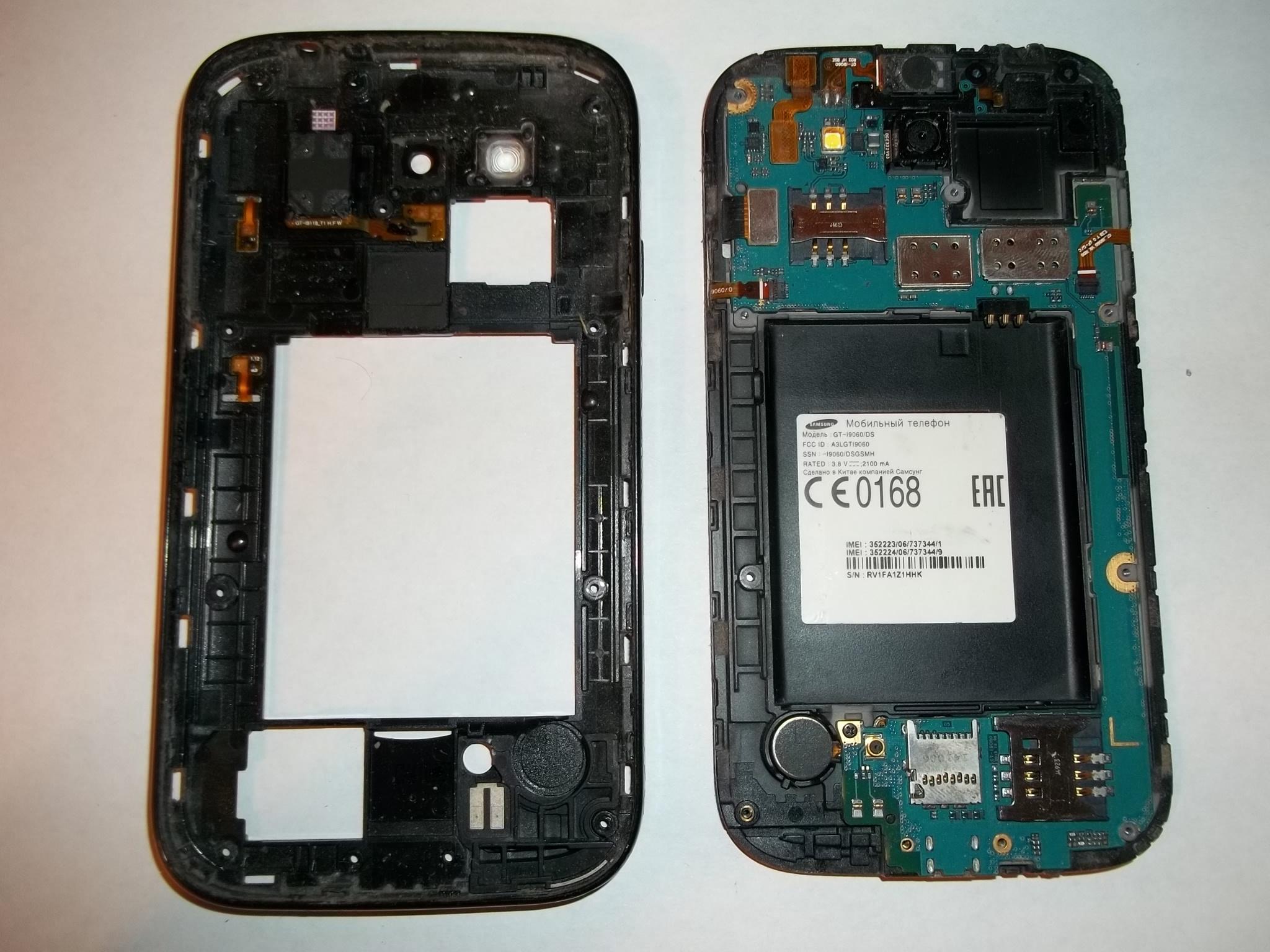 Ремонт сенсора на телефоне